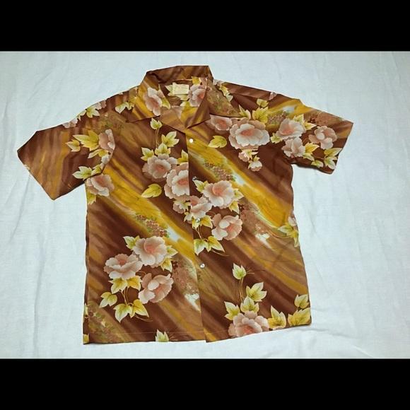 3027487dfca9 Vintage Shirts | 60s Rare Xl Retro Hawaiian Shirt | Poshmark
